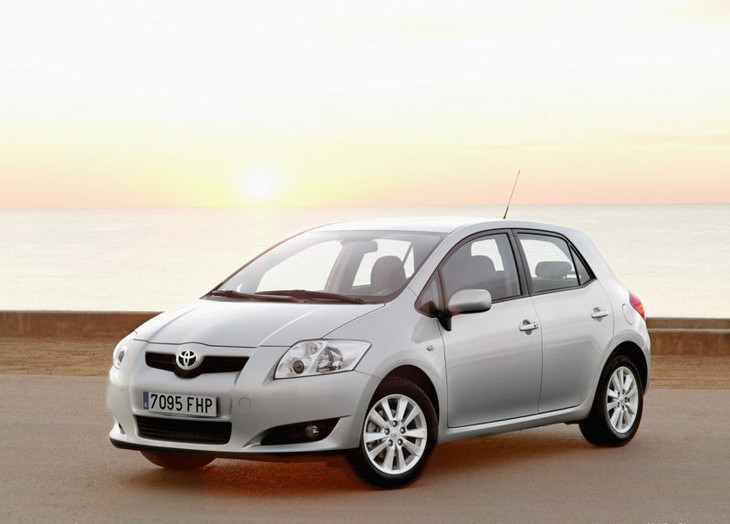 Toyota Auris 1 4 Rt 2007 Driving Impression Cars Co Za