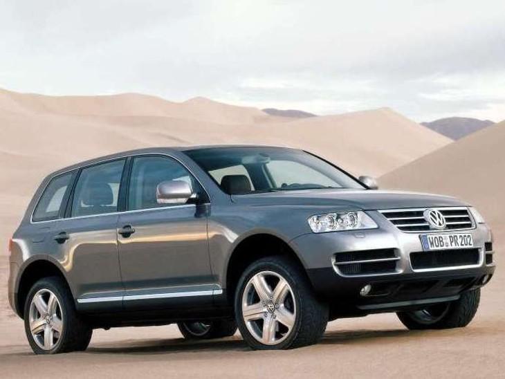 Volkswagen touareg 2004 reviews