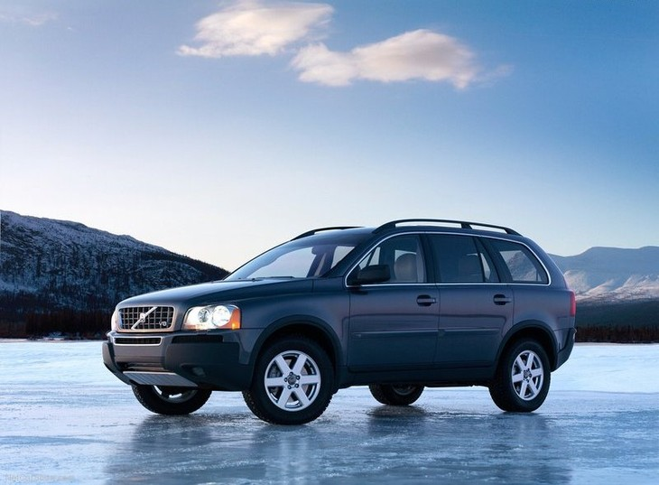 Volvo XC90 D5 Geartronic 7-Seat (2004) Driving Impression