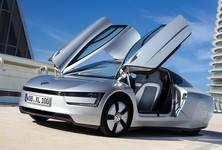 Volkswagen XL1 2014 1024x768 Wallpaper 04