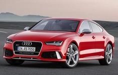 2015 Audi RS7 Sportback Facelift 1