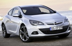 Opel Astra GTC With 1 6 CDTI Engine