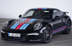 Porsche 911 S Martini Racing Edition 3