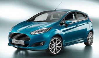 Ford Fiesta 2013 1024x768 Wallpaper 07