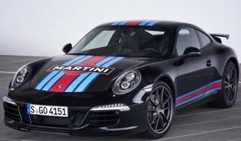 Porsche 911 S Martini Racing Edition 3