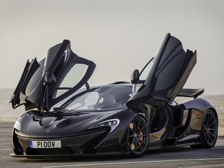 mclaren p1 track version confirmed - cars.co.za