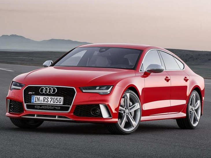2015 Audi Rs7 Sportback Updated Cars