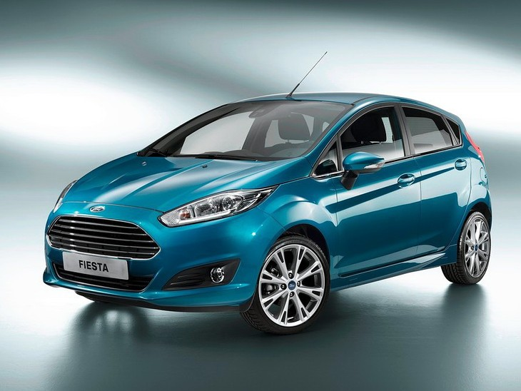 Ford Fiesta 2013 1024x768 Wallpaper 07
