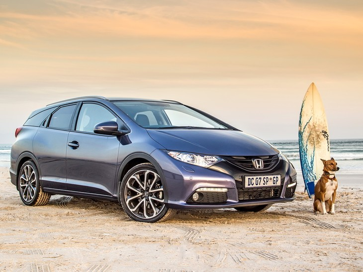 After Showing Off The Honda Civic Tourer To The Masses At The 2011  Johannesburg Motor Show And Receiving A Warm Reception, Honda South Africa  Has Brought ...