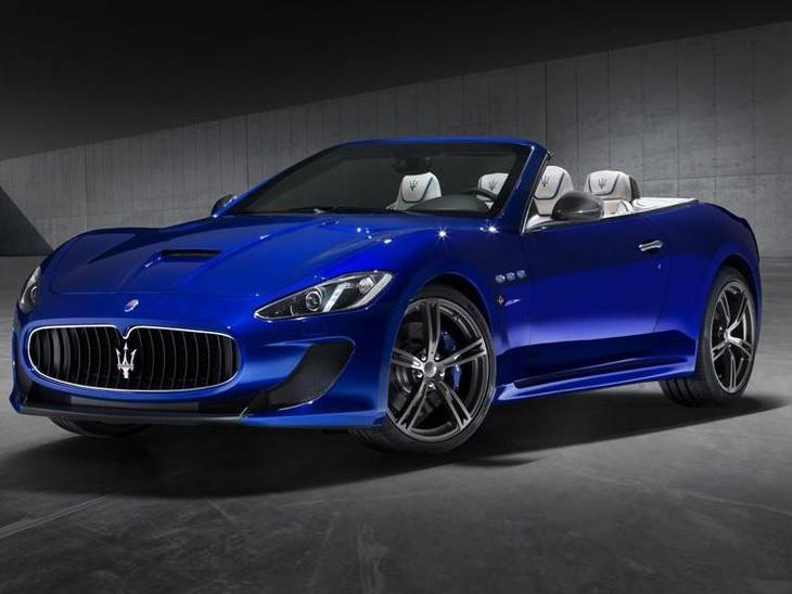Maserati Centennial Edition