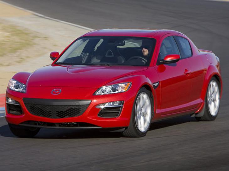 Perfect Mazda RX 8