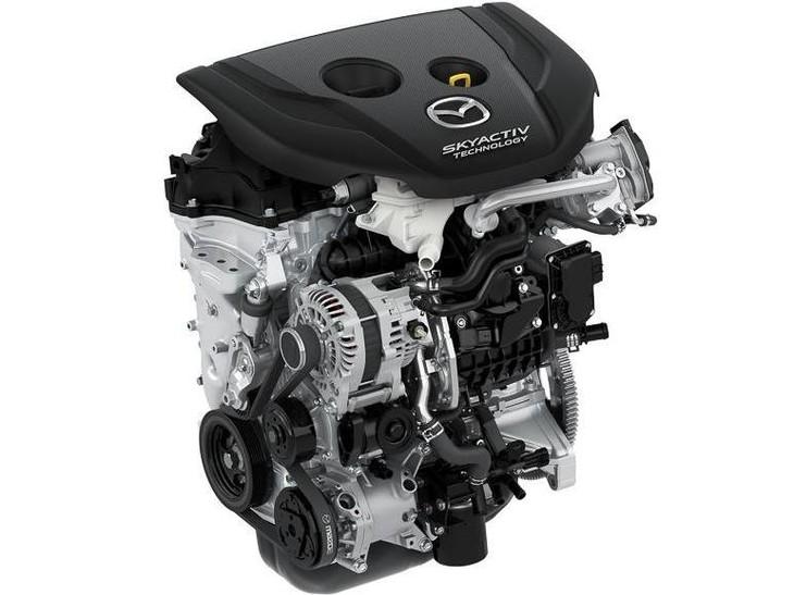 5 Liter Diesel Engine
