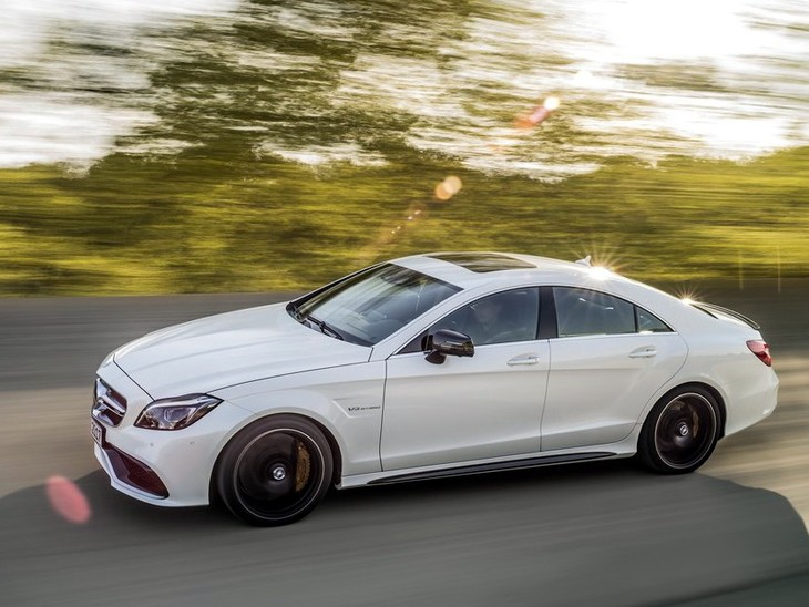 Mercedes Benz CLS facelift for 2014 Cars.co.za