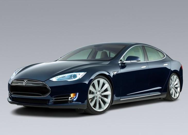 Tesla Model S 2013 800x600 Wallpaper 15