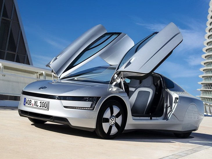 Volkswagen XL1 Officially Goes on Sale - Cars.co.za