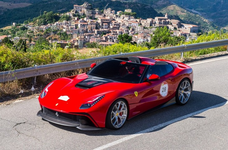 Ferrari F12 TRS is a Once,Off Masterpiece , Cars.co.za