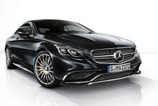 Mercedes Benz S65 AMG Coupe 2015 1024x768 Wallpaper 12