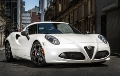 Alfa Romeo 4C Coupe US Version 2015 1024x768 Wallpaper 05