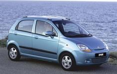 Chevrolet Spark 2006