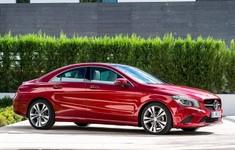 Mercedes Benz CLA Class 2014 1024x768 Wallpaper 15
