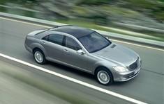 Mercedes Benz S Class 2006