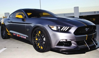 2015 Ford Mustang GT F 35 Lightning II Edition