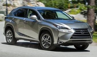 2015 Lexus NX Crossover