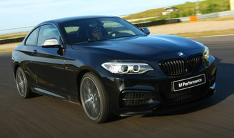 BMW M235i Track Edition Front View