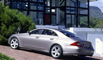 Mercedes Benz CLS500 2005