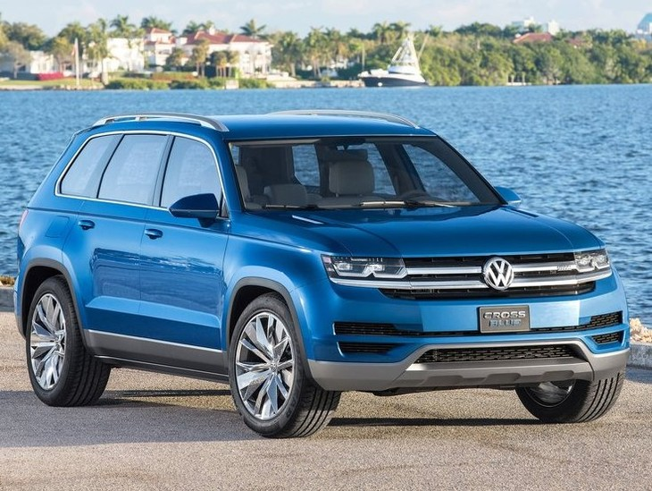 Volkswagen CrossBlue Production Confirmed - Cars.co.za