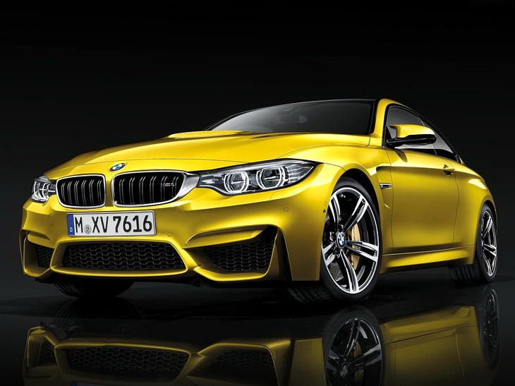 BMW M4 Coupe 2015 1024x768 Wallpaper 5f