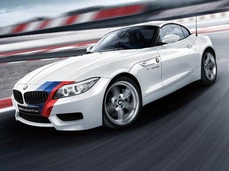 Bmw Z4 Sdrive20i Gt Spirit Special Edition Revealed Cars Co Za