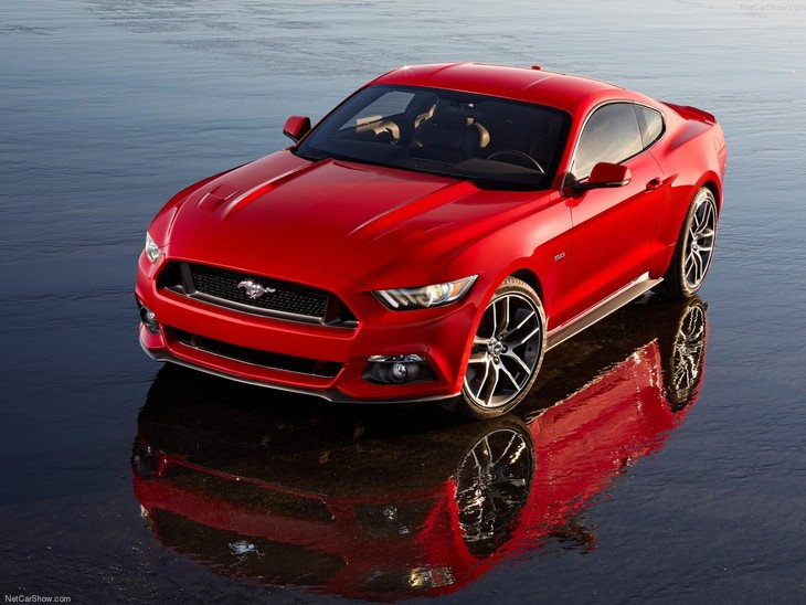 2015 ford mustang gt right!
