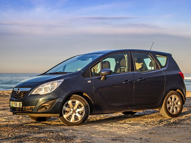 Opel Meriva 14 Enjoy Review Cars
