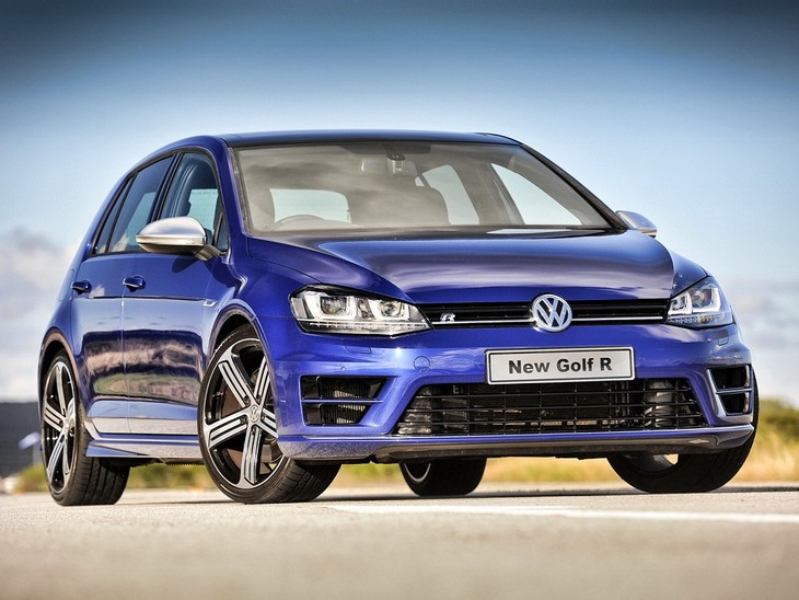 New Golf R Static 004