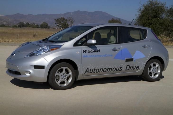 Nissan Autonomous Driving Systems
