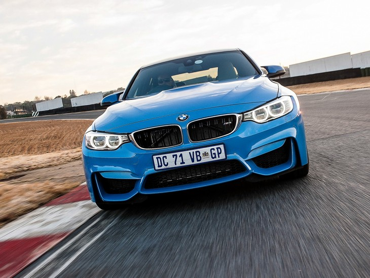 BMW M3 and M4 (2014) Driven - Cars co za