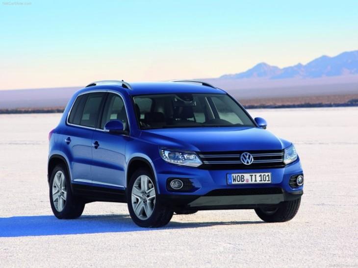Volkswagen Tiguan compact suv