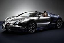Bugatti Veyron Ettore Legends Edition