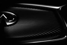 Infiniti Releases Mysterious Teaser Image For Paris Motor Show Custom