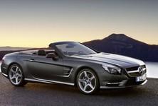 Mercedes Benz SL400 AMG Line Custom