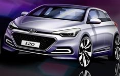 2015 Hyundai I20 Front View