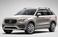 2015 Volvo XC90 Front View