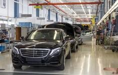 Mercedes Benz S Class Guard