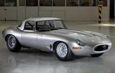 New Lightweight E Type Front And Side View