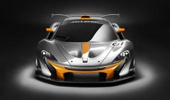 883321 76869 McLaren P1 GTR Front