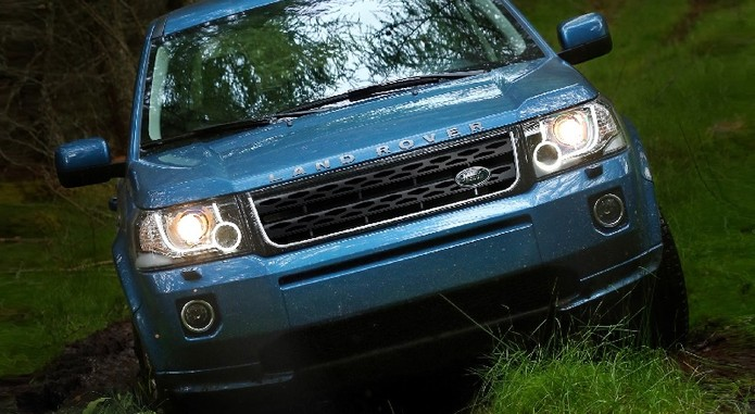 Land Rover Freelander Limited Edition