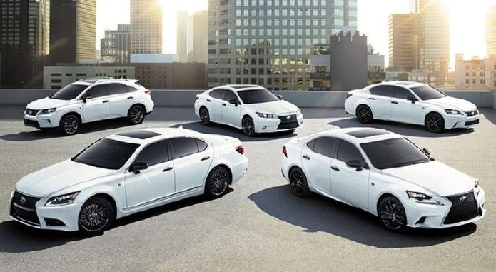 Lexus Crafted Line