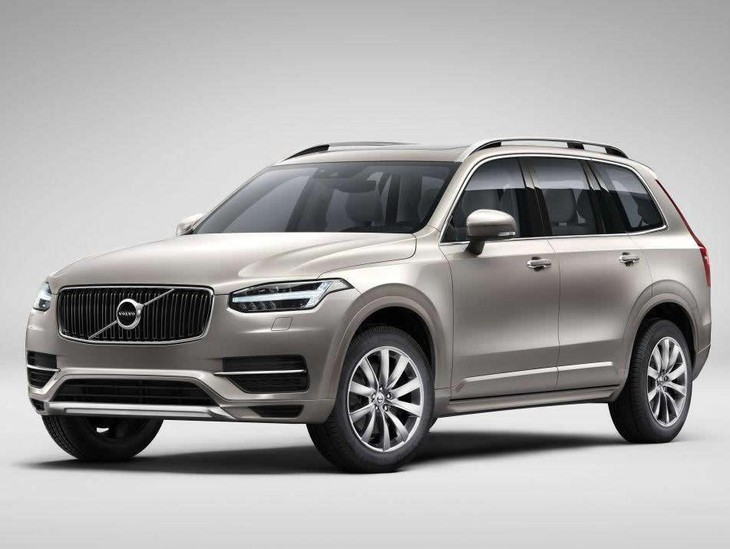 2015 Volvo Xc90 Officially Revealed Cars Co Za