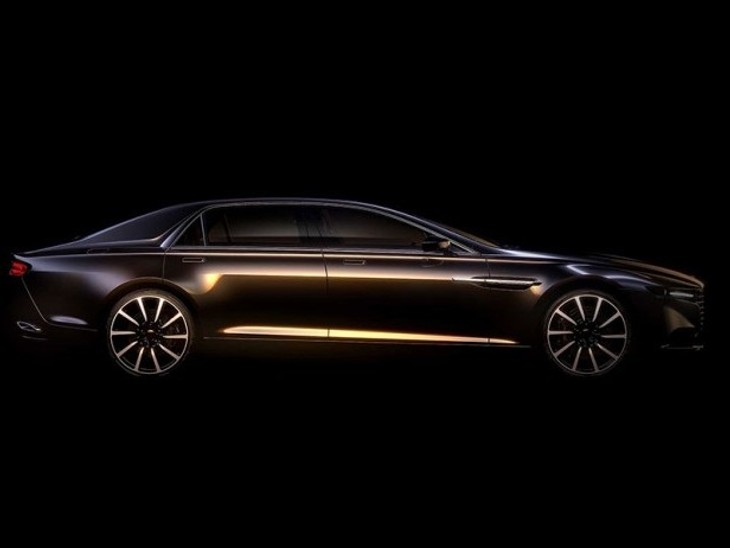 Aston Martin Lagonda Pre Production